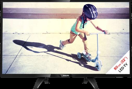 PHILIPS 49PFS4132/12 - LCD/LED-TV - 49 (123 cm) - Schwarz
