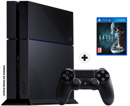Sony PlayStation 4 500GB incl. Until Dawn