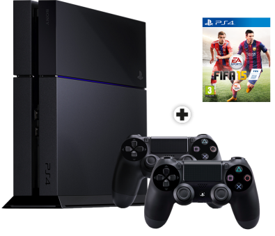 Sony PlayStation 4 500GB Fifa 15 Package