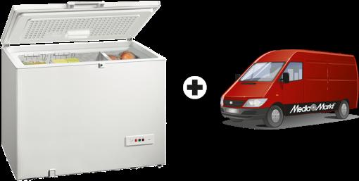 SIEMENS ecoPlus GC27MAW40 + Media Markt Powerservice Komfort Lieferung (Haushaltsgeräte) + Online Hausabholung Elektrogerät