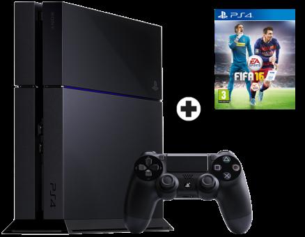 Sony PlayStation 4 1TB & Fifa 16