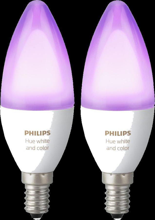 philips hue e14 erweiterung rgbw 2 st ck weiss und farbig g nstig kaufen leuchtmittel. Black Bedroom Furniture Sets. Home Design Ideas