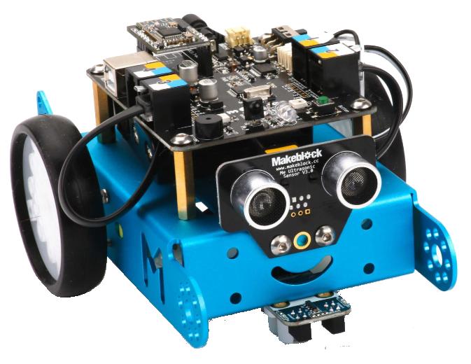 makeblock mbot v1 1 roboter bausatz f r den einstieg in die welt der robotik und. Black Bedroom Furniture Sets. Home Design Ideas