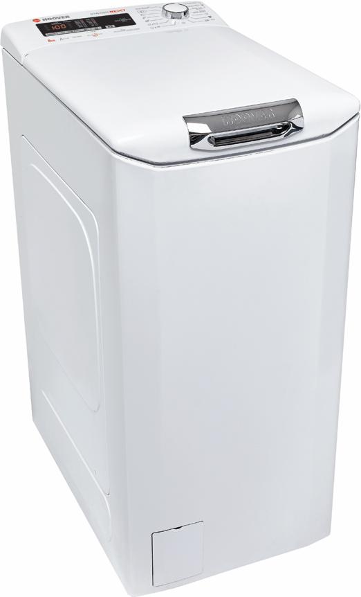 hoover hnot s382da s waschmaschine toplader energieeffizienzklasse a weiss g nstig. Black Bedroom Furniture Sets. Home Design Ideas