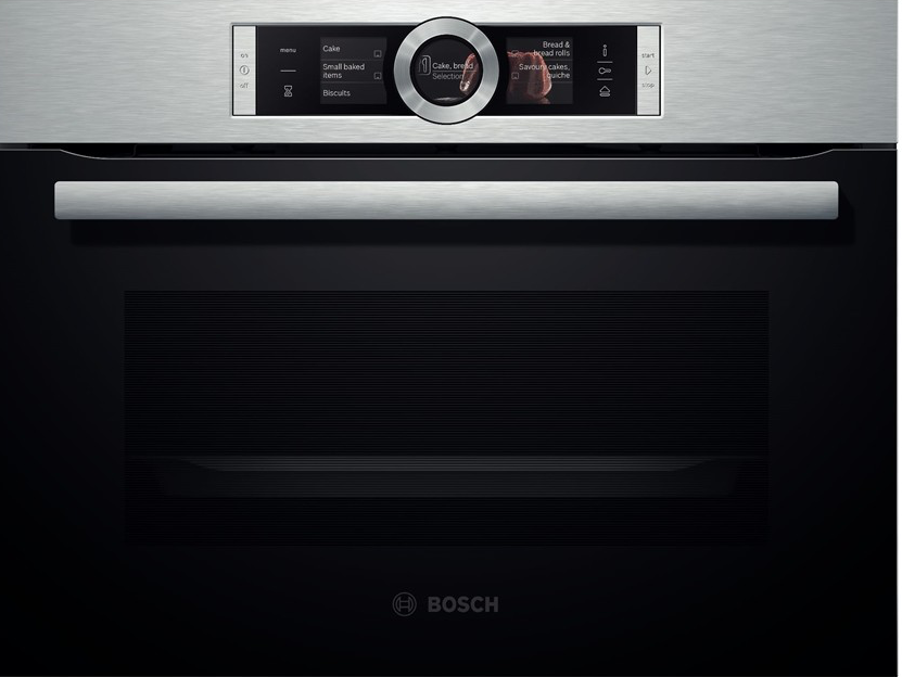 BOSCH CSG636BS1 günstig kaufen - Dampfgarer / Steamer Euro