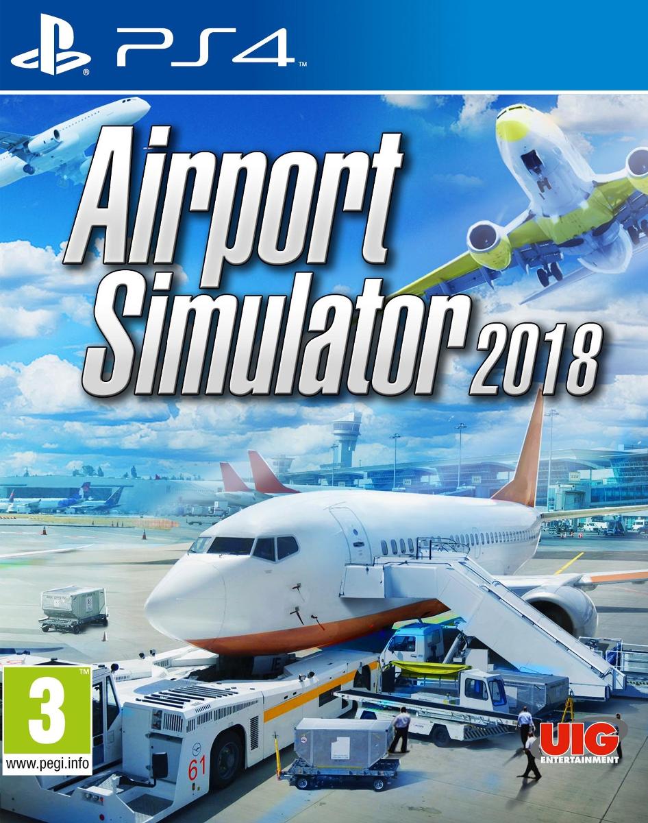 airport simulator 2018 ps4 multilingue jeux ps4 strat gie simulation acheter bas prix. Black Bedroom Furniture Sets. Home Design Ideas