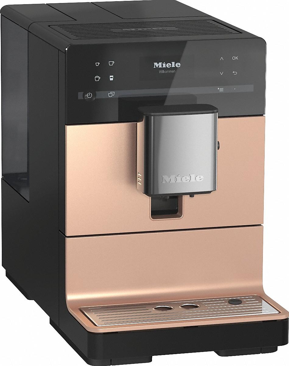miele cm 5500 stand kaffeevollautomat 1 3 l rosegold g nstig kaufen miele. Black Bedroom Furniture Sets. Home Design Ideas