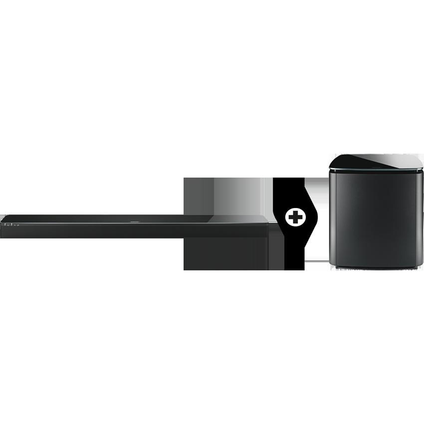 bose soundtouch 300 acoustimass 300 soundbar. Black Bedroom Furniture Sets. Home Design Ideas