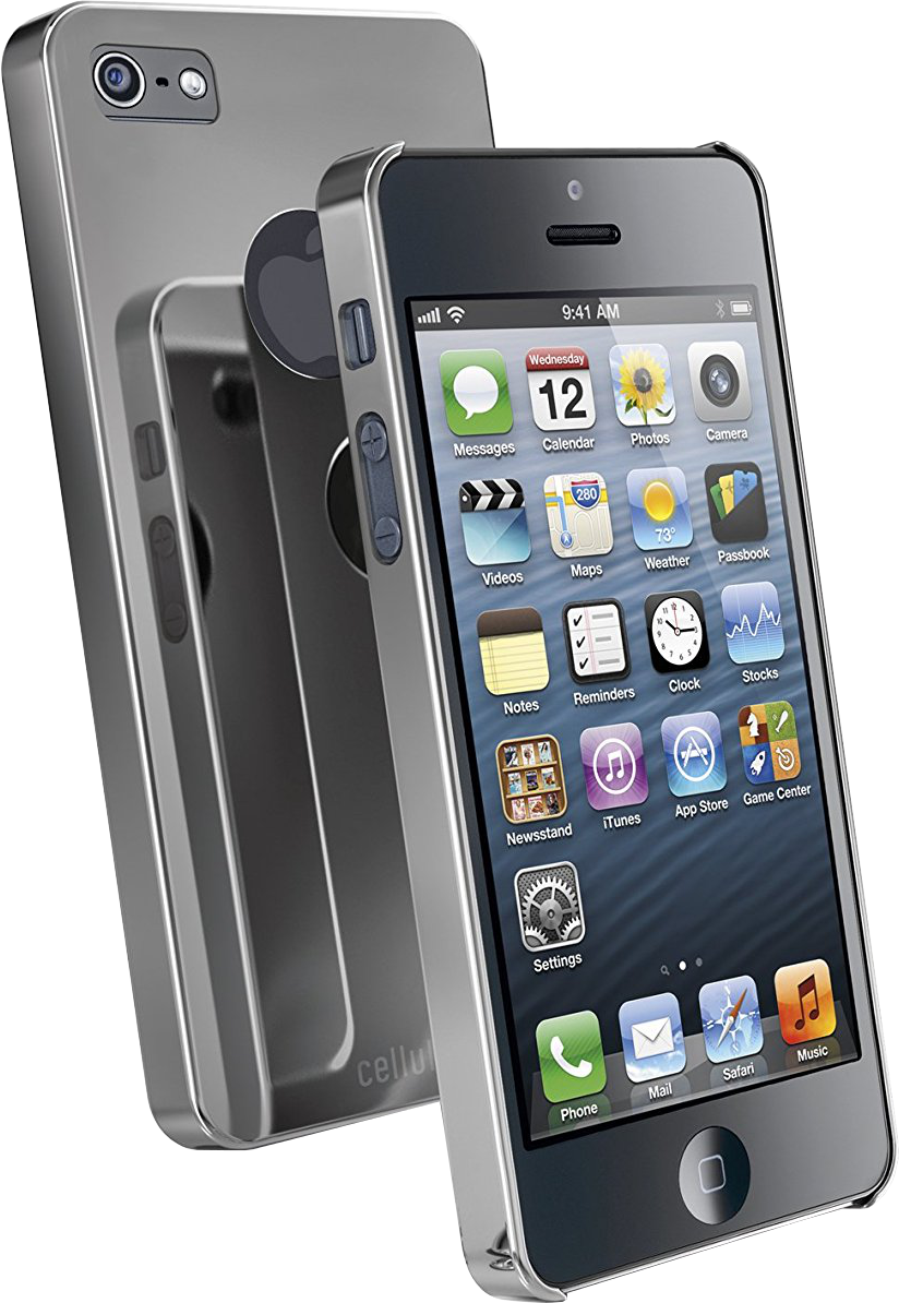 cellularline chrmiphone5dg gr n g nstig kaufen iphone. Black Bedroom Furniture Sets. Home Design Ideas