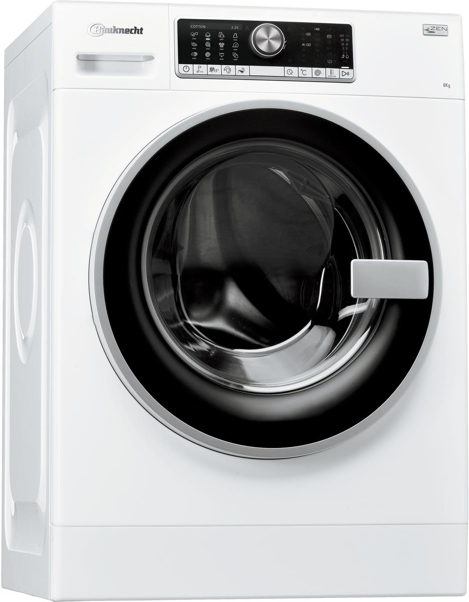 bauknecht wapc 86560 machine laver porte avant. Black Bedroom Furniture Sets. Home Design Ideas