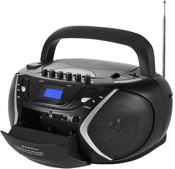 audiosonic cd1596 g nstig kaufen fm radio media markt. Black Bedroom Furniture Sets. Home Design Ideas