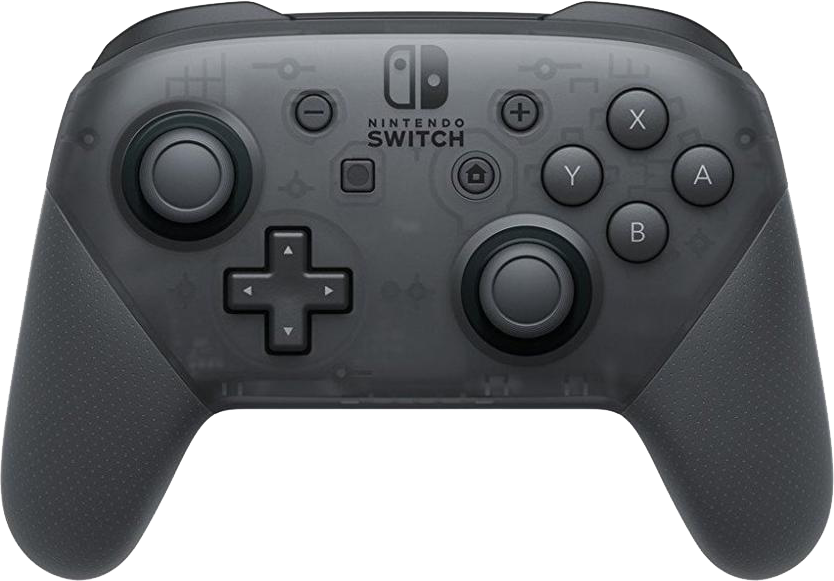 nintendo switch pro manette - gris