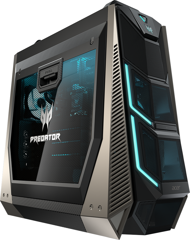 acer predator orion 9000 jez001 gaming pc schwarz g nstig kaufen gaming pc media markt. Black Bedroom Furniture Sets. Home Design Ideas