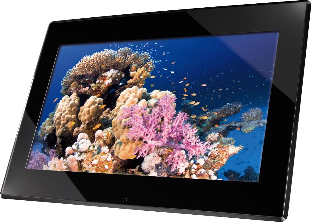 hama digital photo frame premium 15 6 g nstig kaufen digitale bilderrahmen media markt. Black Bedroom Furniture Sets. Home Design Ideas