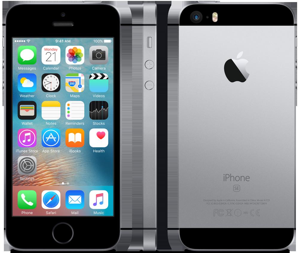apple iphone se ios smartphone 128 go gris sid ral. Black Bedroom Furniture Sets. Home Design Ideas