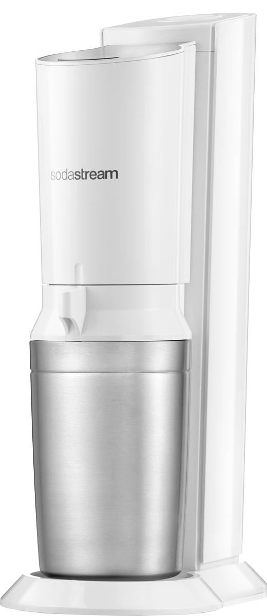 sodastream Crystal - Blanc / Metal - Équipement SodaStream ...