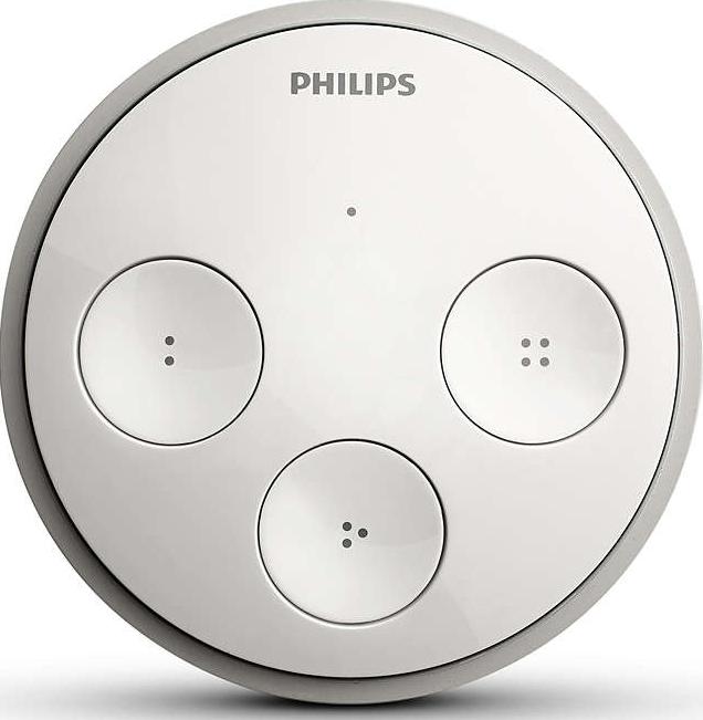 philips hue tippschalter g nstig kaufen zubeh r lampen leuchten media markt online shop. Black Bedroom Furniture Sets. Home Design Ideas