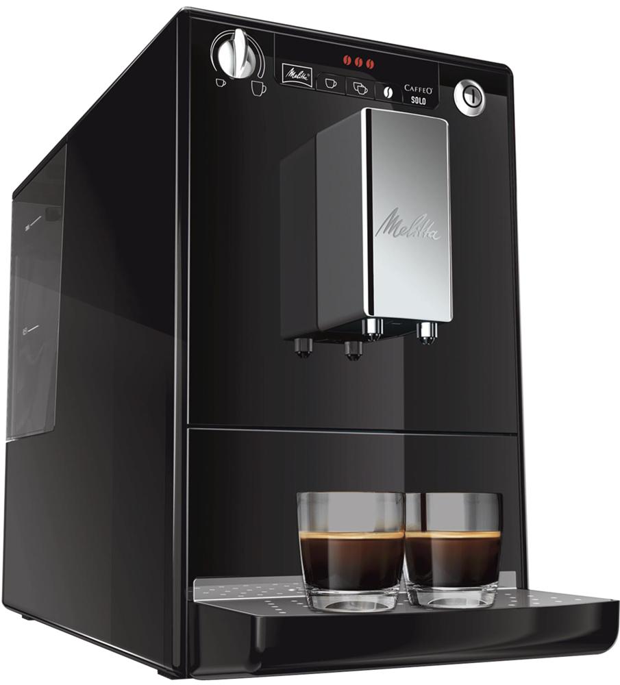 melitta 195978 caffeo solo noir melitta machine caf enti rement automatique acheter. Black Bedroom Furniture Sets. Home Design Ideas