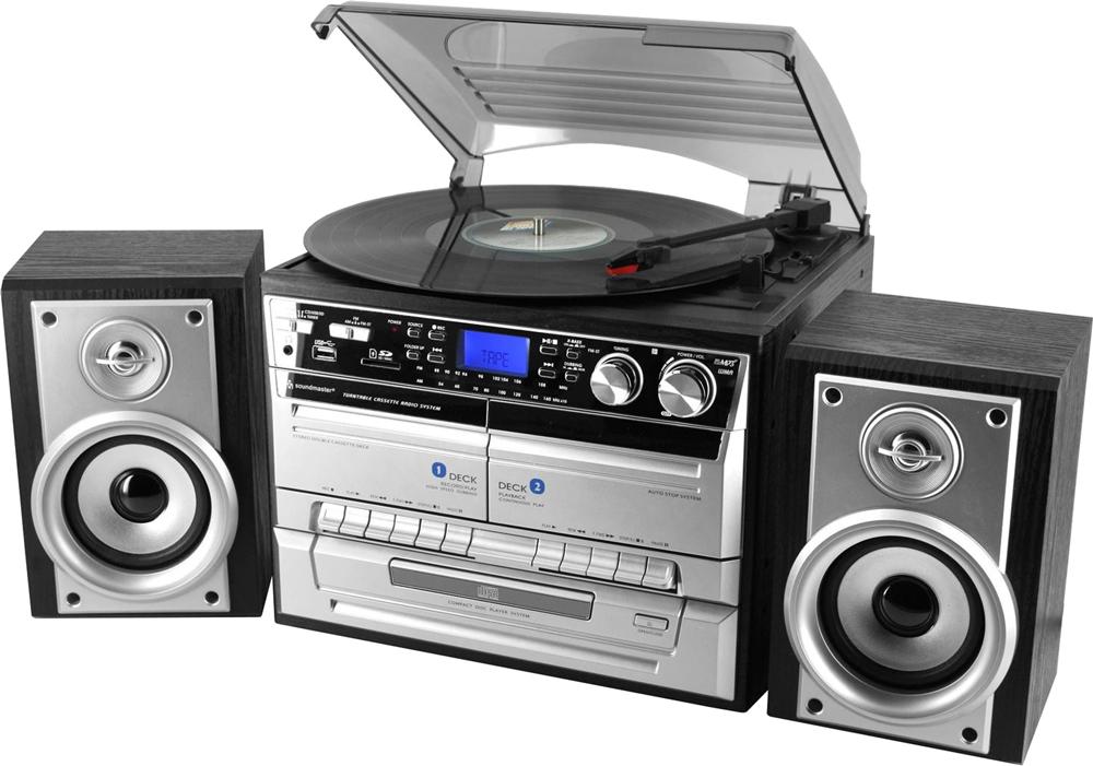 soundmaster mcd4500 g nstig kaufen kompaktanlagen. Black Bedroom Furniture Sets. Home Design Ideas