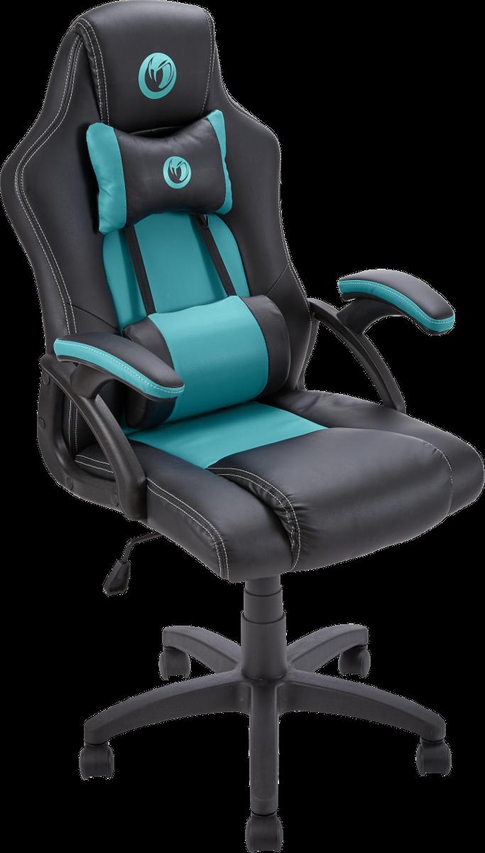 nacon ch 300 gamer sessel schwarz g nstig kaufen pc. Black Bedroom Furniture Sets. Home Design Ideas