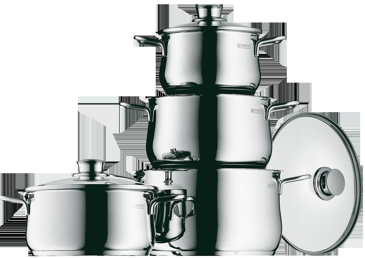 Töpfe Und Pfannen Für Induktionsherd Test - Kochen und ...