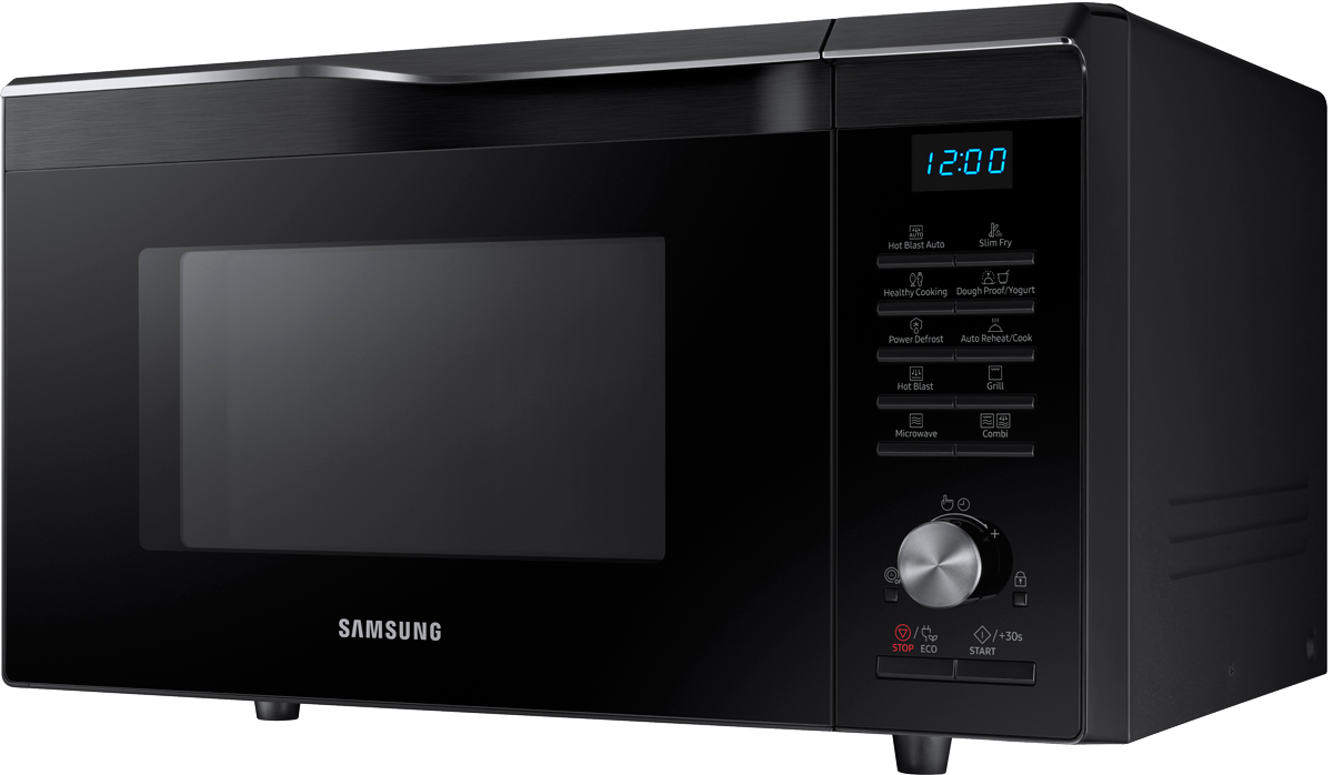 samsung mc28m6065ck sw mikrowelle mit grill heissluftfunktion 28 liter kapazit t. Black Bedroom Furniture Sets. Home Design Ideas