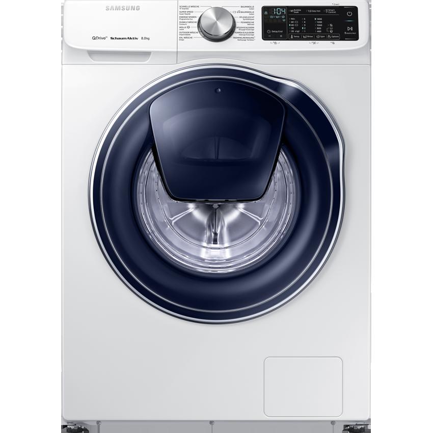 samsung ww80m645opw ws waschmaschine 1400 u min weiss g nstig kaufen 8 kg media markt. Black Bedroom Furniture Sets. Home Design Ideas