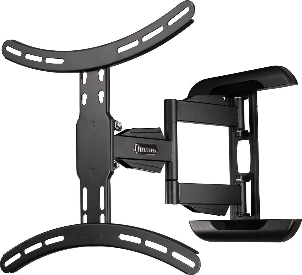 hama fullmotion tv wandhalterung 65 165 cm. Black Bedroom Furniture Sets. Home Design Ideas