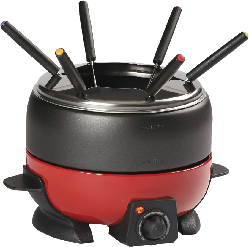 ohmex fnd 1000 g fondue set 800 w rouge fondue lectrique acheter bas prix media. Black Bedroom Furniture Sets. Home Design Ideas