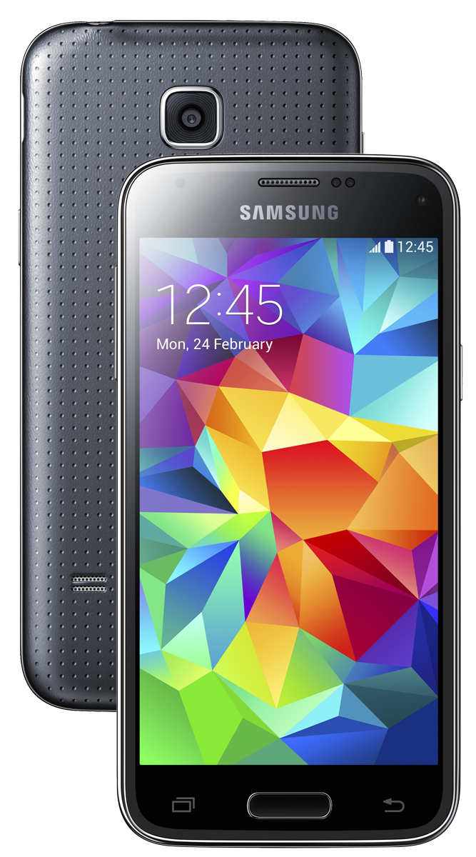 samsung galaxy s5 mini android smartphone 16 gb. Black Bedroom Furniture Sets. Home Design Ideas