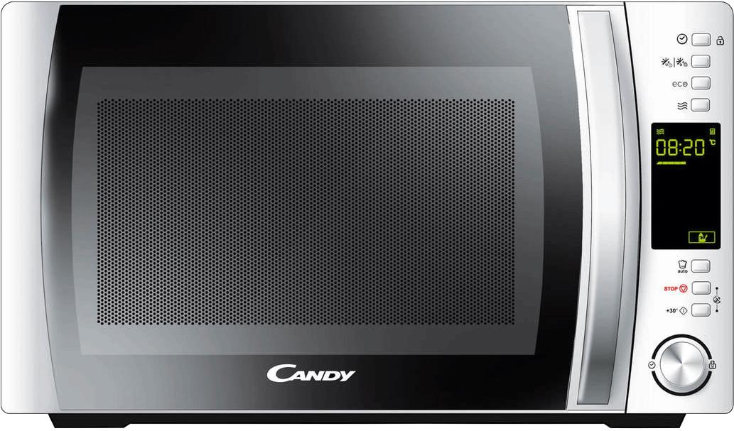 CANDY CMW 22D W - Micro-ondes - 800 Watts - Volume de l'espace de ...