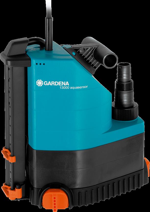 gardena comfort tauchpumpe 13000 aquasensor g nstig kaufen pumpen media markt online shop. Black Bedroom Furniture Sets. Home Design Ideas
