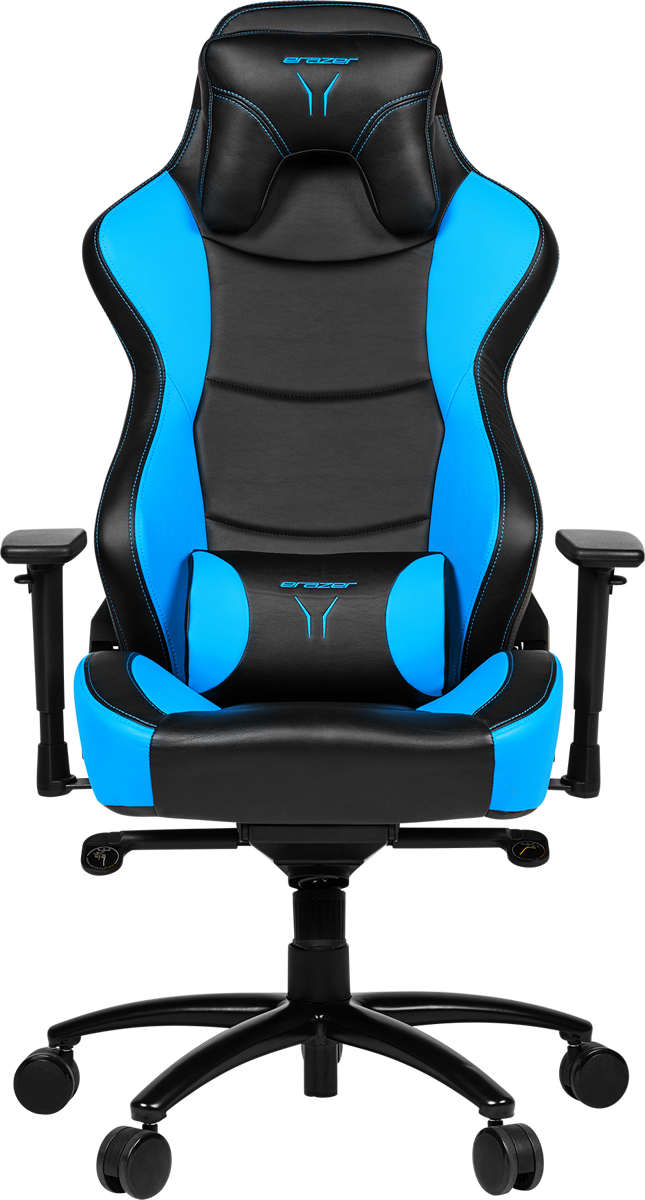 MEDION ERAZER X Gaming Chair Grau Blau günstig