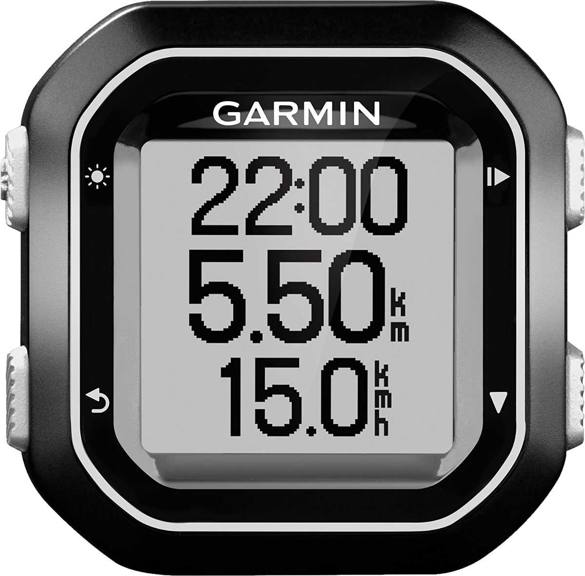 garmin edge 25 gps fahrrad computer mit ant und. Black Bedroom Furniture Sets. Home Design Ideas