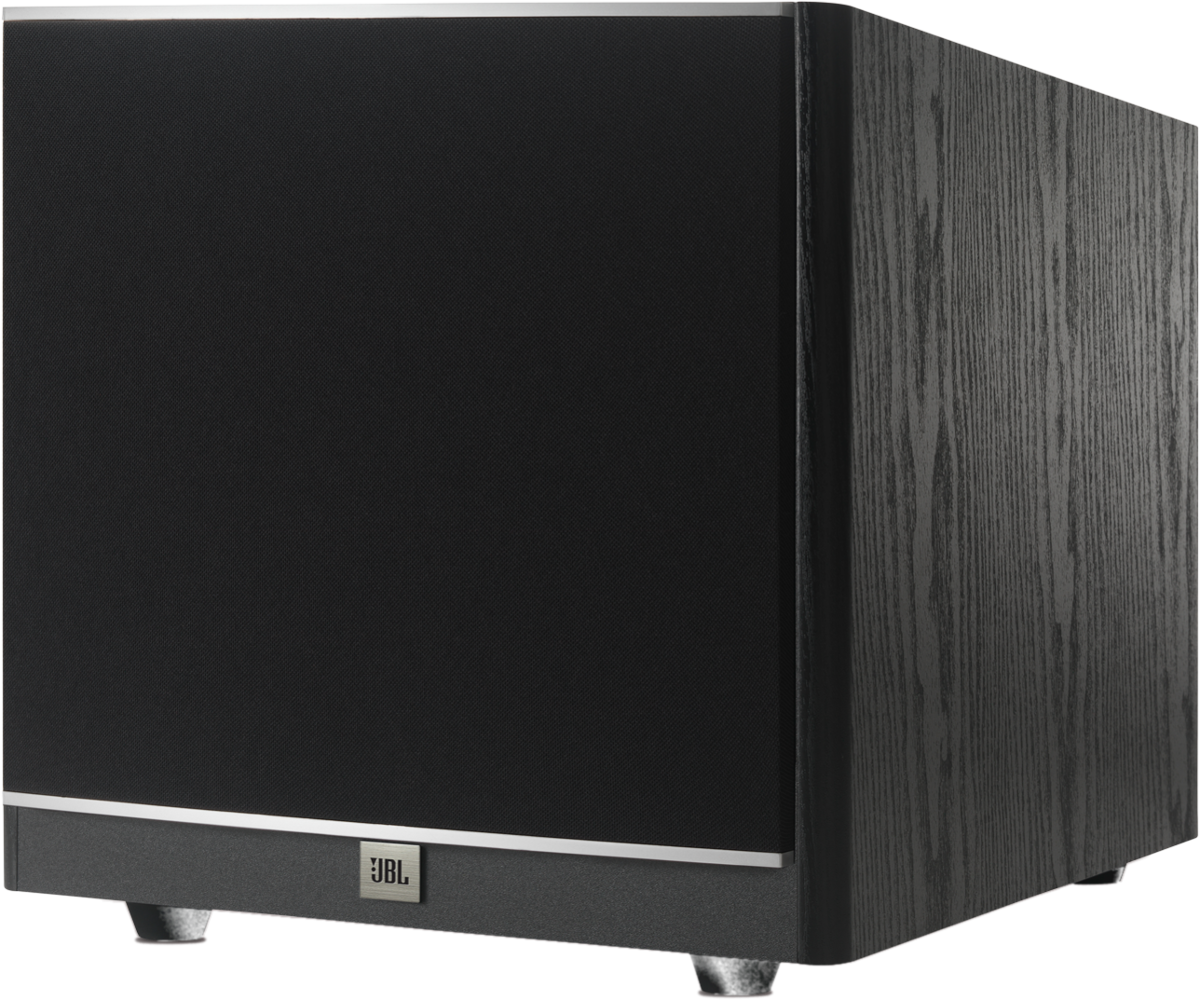 jbl arena 100 subwoofer 100w noir subwoofer. Black Bedroom Furniture Sets. Home Design Ideas