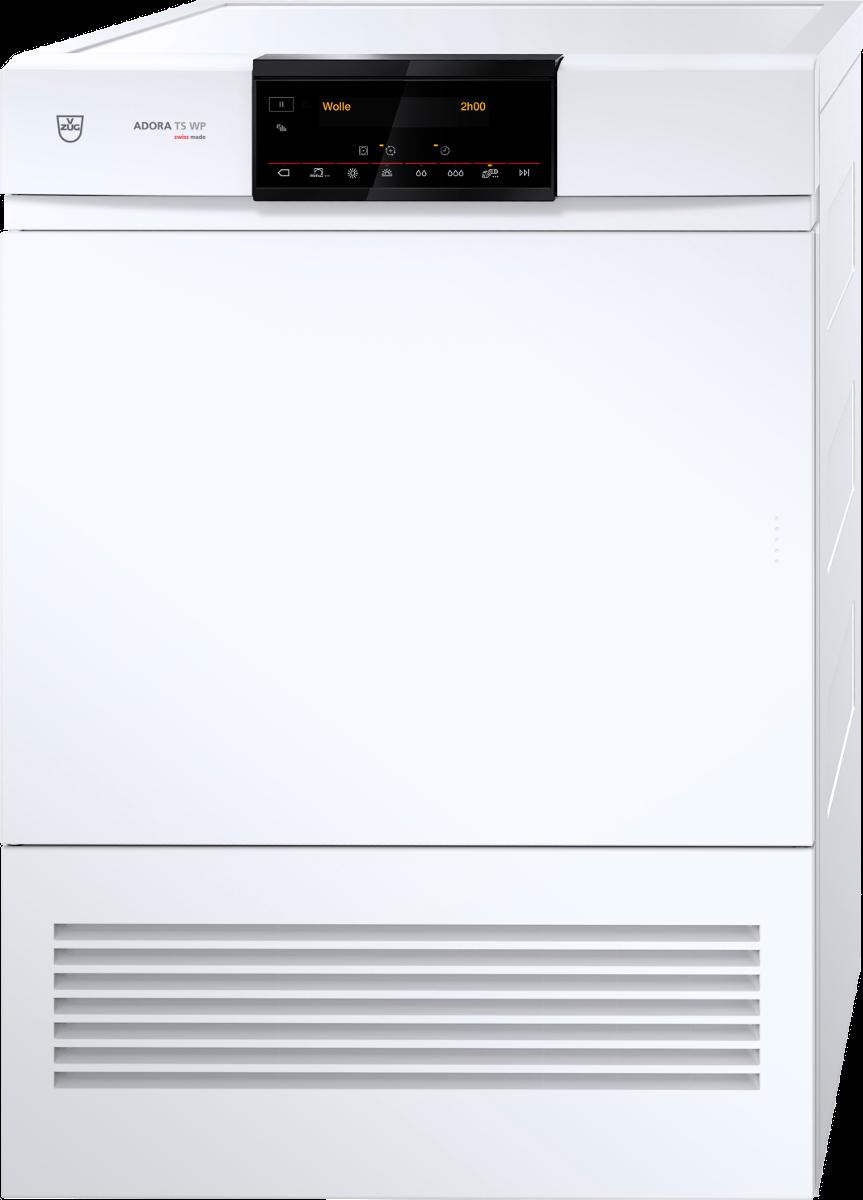 v zug adora ts wp w schetrockner energie effizienzklasse a weiss g nstig kaufen. Black Bedroom Furniture Sets. Home Design Ideas