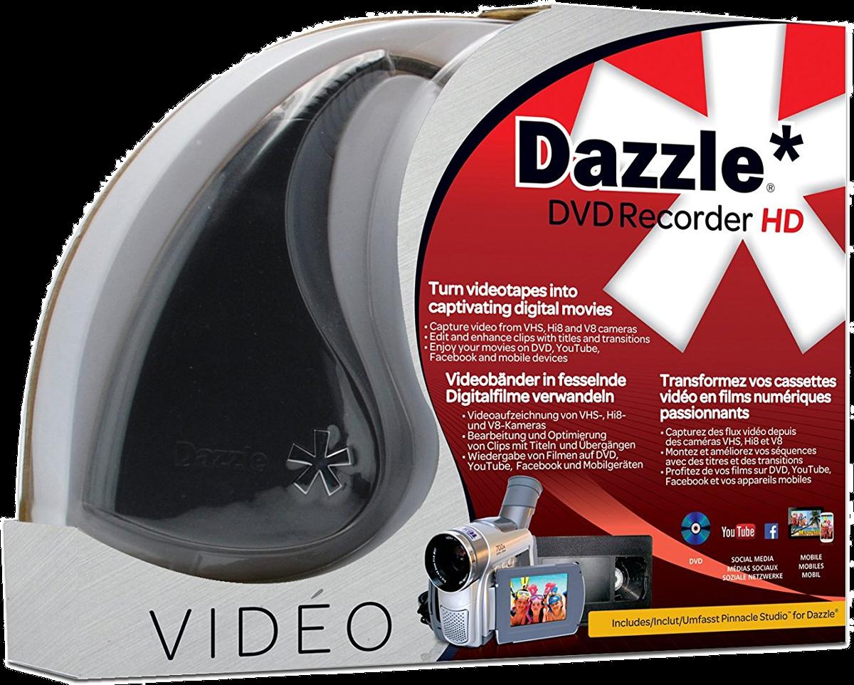 pinnacle dazzle dvd recorder hd multilingual g nstig kaufen multimedia software media markt. Black Bedroom Furniture Sets. Home Design Ideas