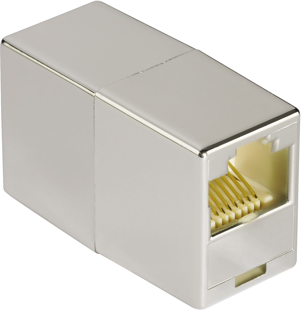 hama netzwerkkoppler g nstig kaufen netzwerkkabel adapter media markt online shop. Black Bedroom Furniture Sets. Home Design Ideas