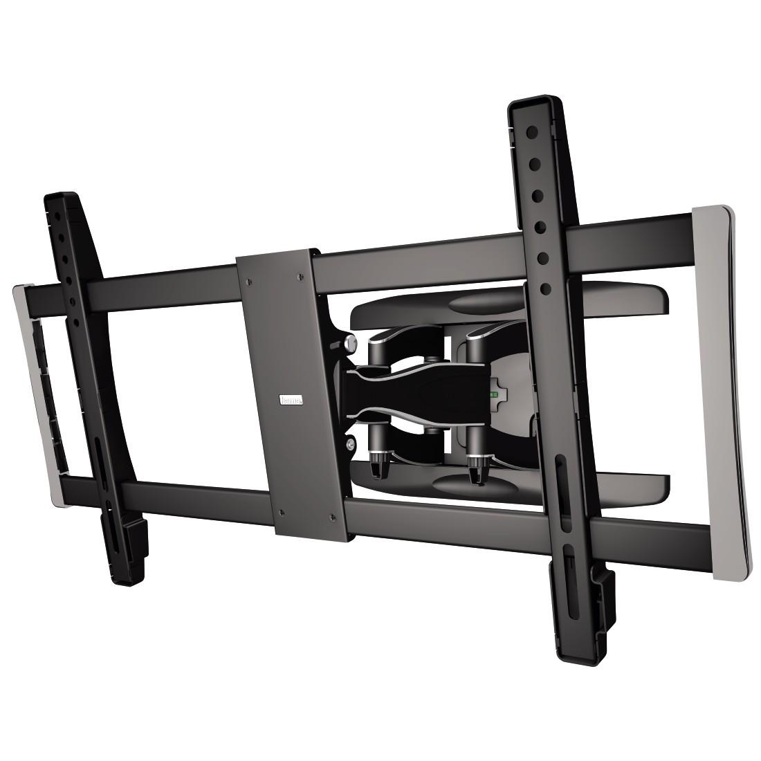 hama fullmotion tv wandhalterung 90 229 cm schwarz g nstig kaufen neigbar media. Black Bedroom Furniture Sets. Home Design Ideas