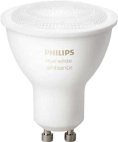 philips hue white ambiance gu10 lampe weiss g nstig. Black Bedroom Furniture Sets. Home Design Ideas