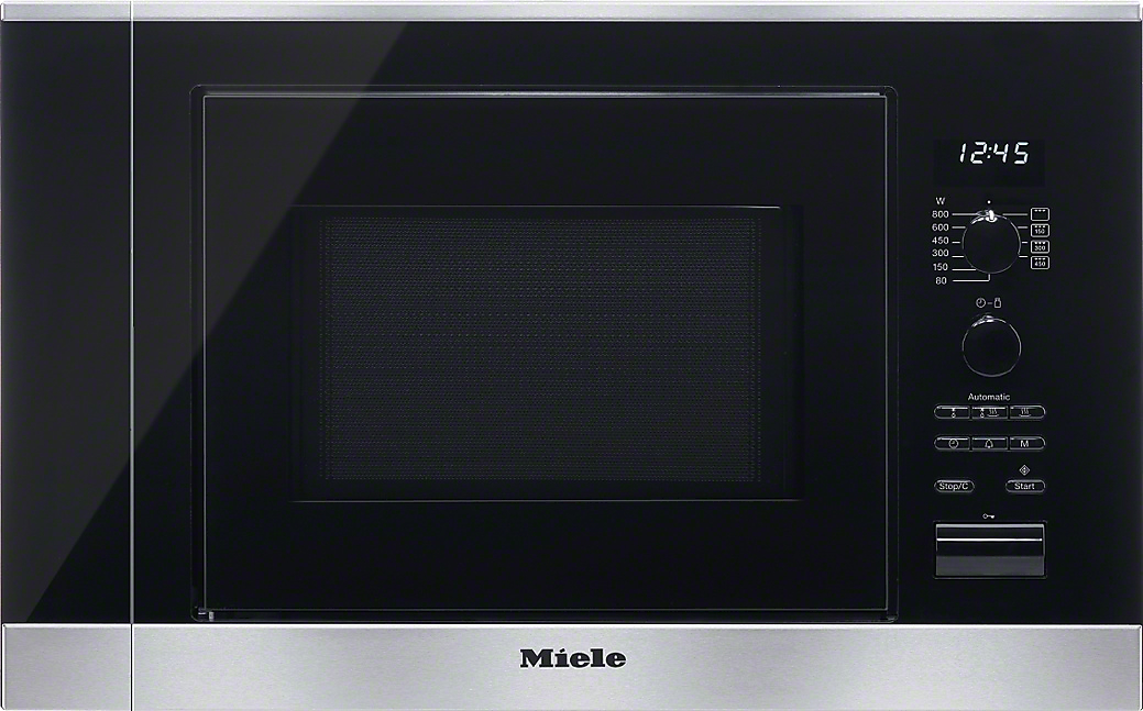 miele m 6022 55 sc inox micro ondes largeur standard de sms 55 cm jusqu 39 38 cm acheter. Black Bedroom Furniture Sets. Home Design Ideas
