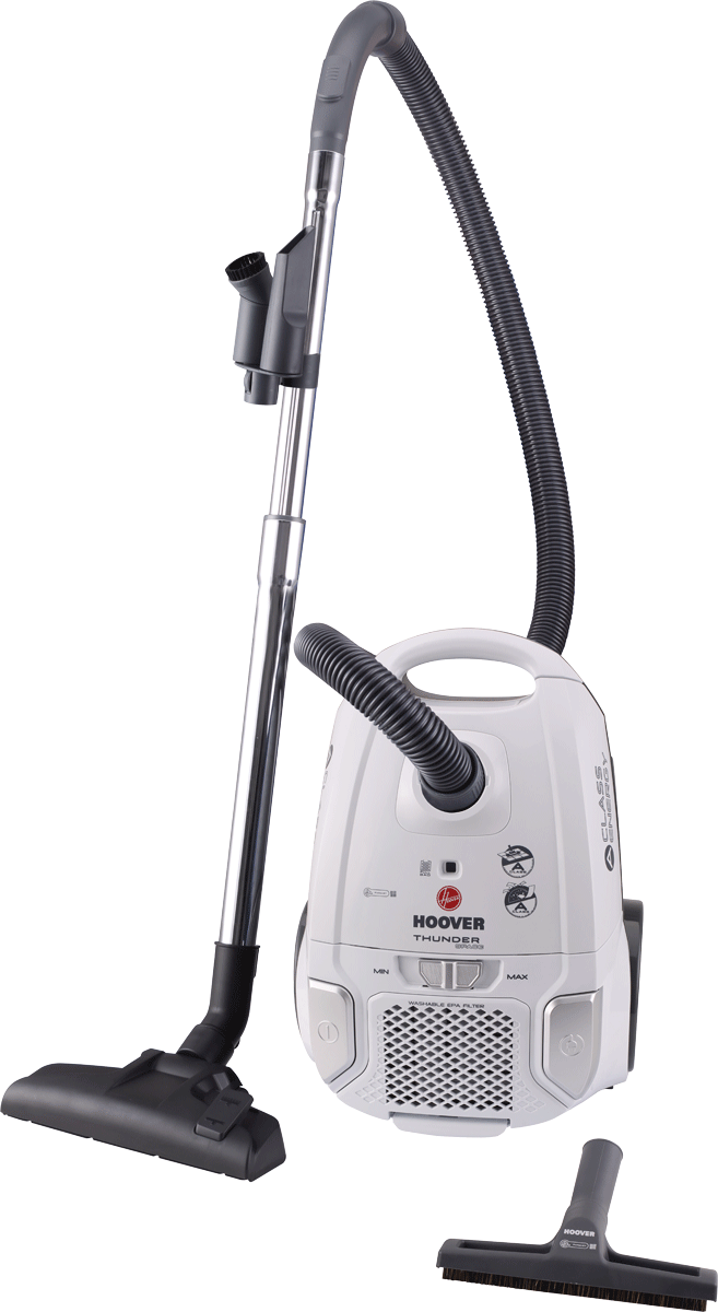 Hoover ts70 ts22 thunder space aspirateur 700 watts blanc aspirateurs tra naux avec sac - Sac aspirateur hoover thunder space ...