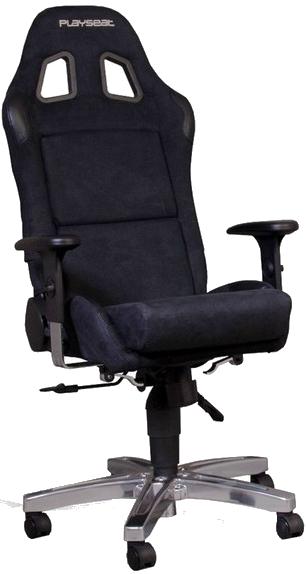 playseat office seat alcantara schwarz g nstig kaufen. Black Bedroom Furniture Sets. Home Design Ideas