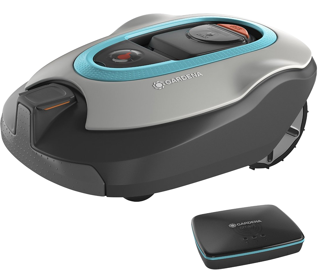 gardena smart sileno set g nstig kaufen rasenm her roboter media markt online shop. Black Bedroom Furniture Sets. Home Design Ideas