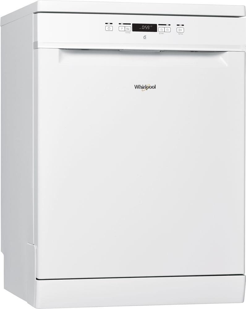 whirlpool wfc 3c26 p laves vaisselle capacit 14 couverts blanc lave vaisselle d tach s. Black Bedroom Furniture Sets. Home Design Ideas
