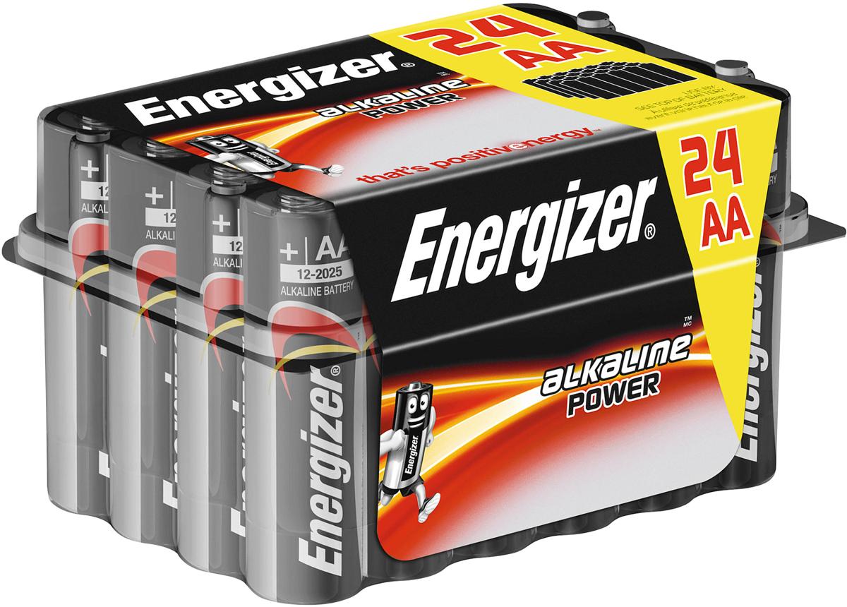 energizer alkaline power aa batterien 24er pack g nstig kaufen einweg batterien aa media. Black Bedroom Furniture Sets. Home Design Ideas