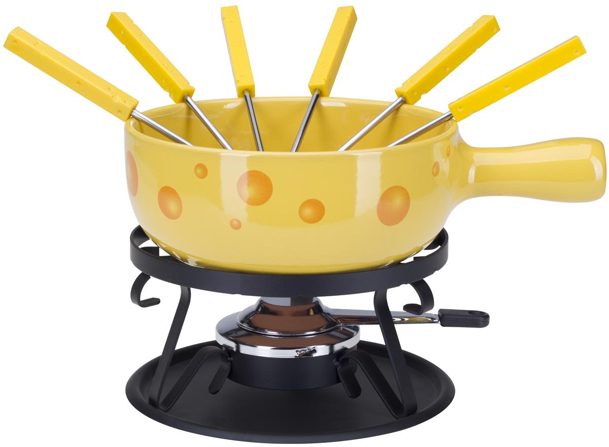 nouvel k sefondue set g nstig kaufen fondue traditionell media markt online shop. Black Bedroom Furniture Sets. Home Design Ideas