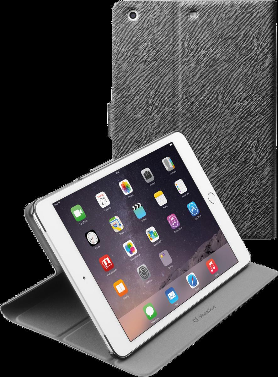 cellularline folio f r ipad mini 3 schwarz g nstig. Black Bedroom Furniture Sets. Home Design Ideas