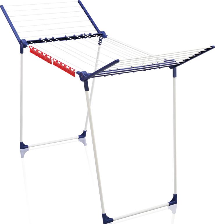 leifheit pegasus 200 solid varioline standtrockner blau g nstig kaufen w schest nder. Black Bedroom Furniture Sets. Home Design Ideas