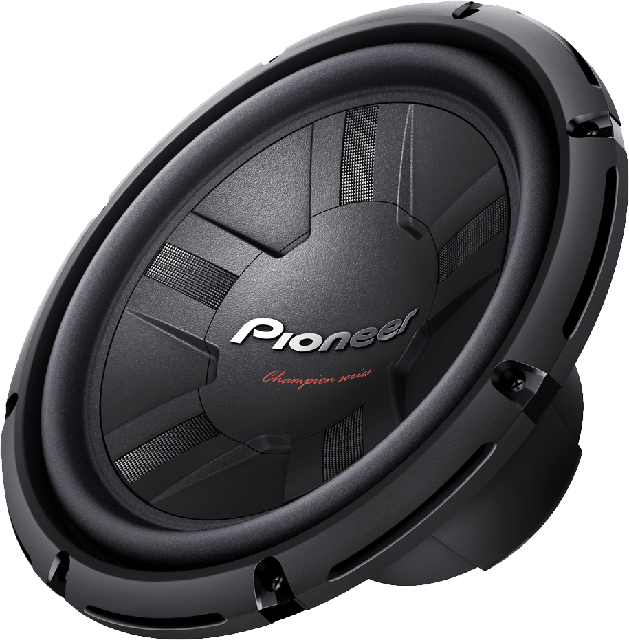 pioneer ts w311 alllround subwoofer 1000 w schwarz. Black Bedroom Furniture Sets. Home Design Ideas